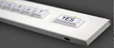 Reaktionszeittests Tastatur